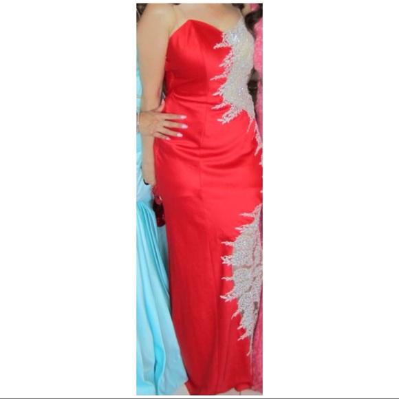 timeless design 7e4aa b8675 Musani Gold Women's Long Dress